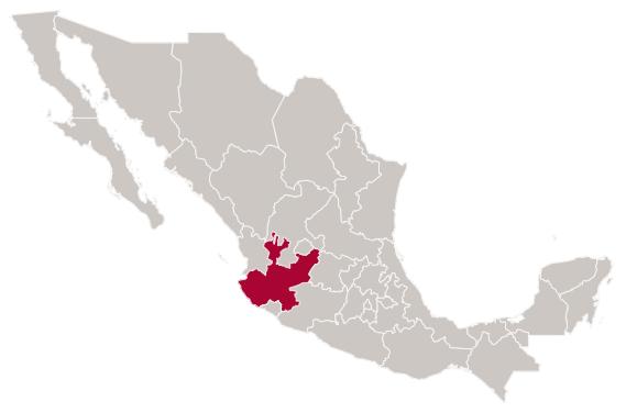 Agrícultura por estados: Jalisco