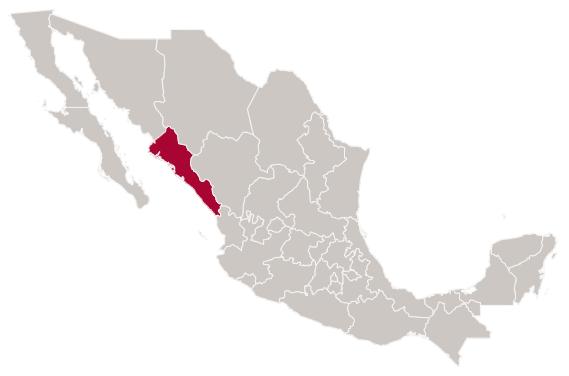 Agricultura por estado; Sinaloa