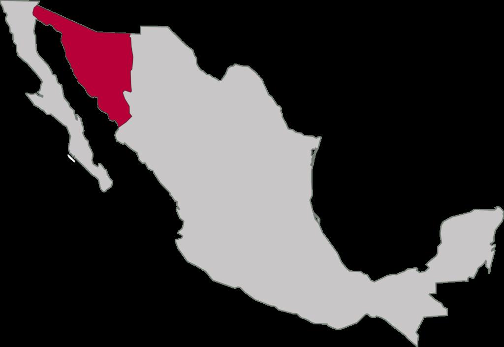 Agricultura por estado; Sonora