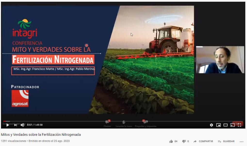 Mitos y Verdades sobre la Fertilización Nitrogenada
