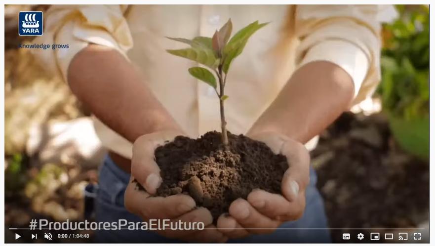Webinar: Salud de Suelo: la situación global, y nuestra participación desde el manejo agrícola.